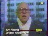 guerre du Golfe: CNN en direct sur M6 24-01-91