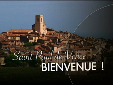 Bienvenue à Saint paul de Vence: L'emission 26 minutes