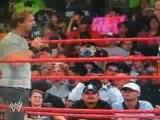 WWE Raw 7 7 08 - Shawn Michaels Addresses Chris Jericho 1 3