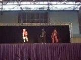 Cosplay Libre A Japan Expo avec Kakashi, Sakura et Gaara
