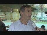 ROLLER HOCKEY - CHAMPIONNAT DU MONDE 2008 : Interview Gilbert Portier