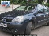 Voiture occasion Renault Clio II AUXERRE
