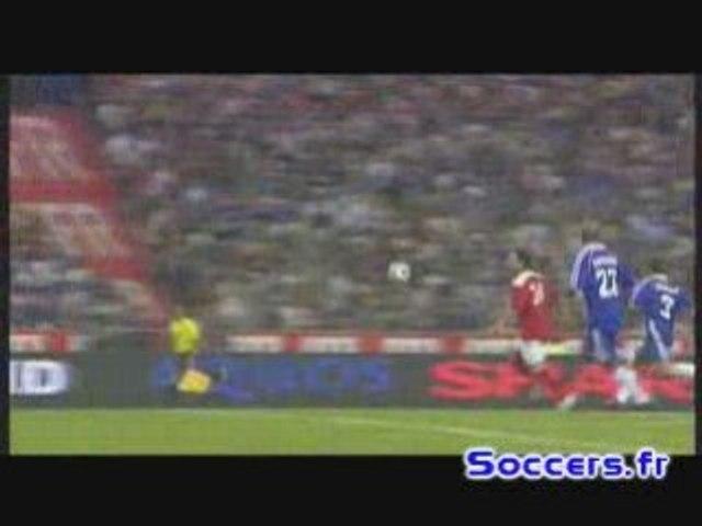 splendide but de Pauleta france 98-selection mondiale