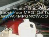 Water4Gas Review - MPG Increased from 28 MPG to 35 MPG