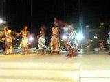 Danses traditionnelles sénégalaises - Club Med 2008