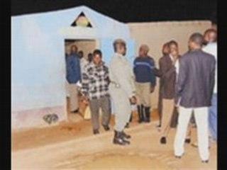 Chambre de passe à Ouaga