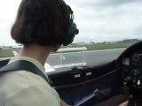 Rallye aérien - Atterrissage LFRB