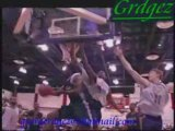 NBA O.J. Mayo goes up and under against the Lakers (Grdgez)