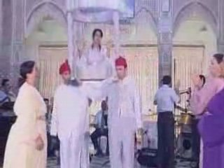 Mariage marocain lala laaroussa