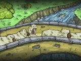 le Voyage d'Émilio : animation moutons