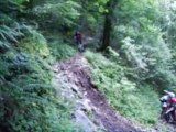 moutain bike downhill luchon superbagneres