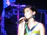 Nelly Furtado Moscow Concert