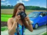 ShahRukh Khan y Preity Zinta commercial
