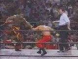 Nitro '98 - Booker T vs. Chris Benoit