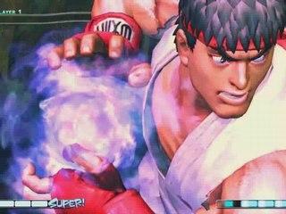 E3 2008 Street Fighter 4 Trailer