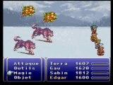Final Fantasy VI Walkthrough 47/ Glace, glace glace