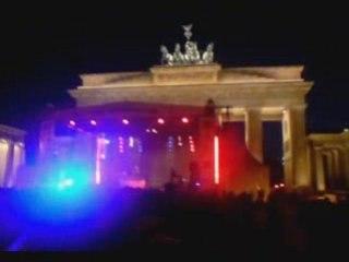 14 juillet 2008 à Berlin Pariser Platz