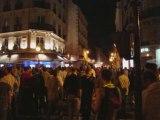 Nuit de la Gay Pride 2008 dans le Marais