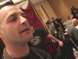 Misfits Michael Graves talks Danzig & Damien pt.2