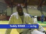 Teddy RINER : Destination JO Pékin 2008