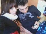 mon bb et moi => te quiero
