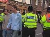 HOOLIGANS FC - L'Angleterre 4.4 Repotage Sur Les Hooligans