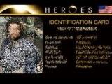 Présentation des personnages heroes