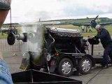 Moteur griffon V12 36 litres
