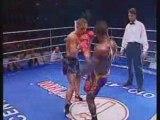Ramon dekkers vs ballatine boxe thai