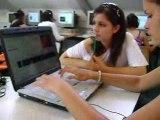 Dans l'école...hihihi