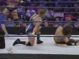 WWE Smackdown 7/18/08 - Morrison & The Miz vs Jesse & Festus
