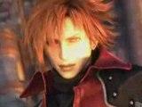 FF7 Crisis core - Angeal & Genesis Vs Sephiroth