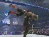 "Undertaker et Batista vs RATED RKO ""Edge et Randy Orton"""