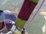 Parapente extreme dans la drome - Redstones paragliding