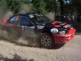 Chambon Subaru Impreza Rallye terre des Causses 2007