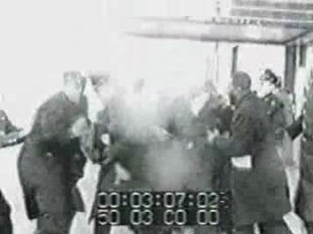 Assassination of Malcolm X video