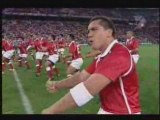 New Zealand - All Blacks v Tonga. Haka vs Sipi Tau