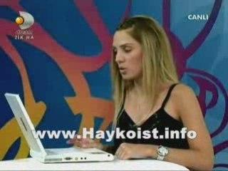 Hayko Cepkin @ Müzik hattı (14.07.2008)