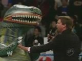 JBL goes crazy and stands up to a T-Rex (Full)