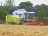 Video Moisson avec Claas !