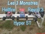 Hyper ST - Hellfire - Revo 3.3 Ormoy 91