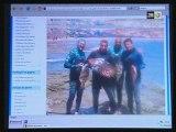 marocains algerien pêchent ensemble a agadir 1/3