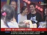 Shakira /Ingrid Betancourt pour les otages de Colombie
