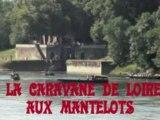 CARAVANE DE LOIRE A CHATILLON AUX MANTELOTS