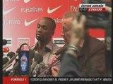 Makélélé au PSG - Paris Saint Germain - Foot - Ligue 1