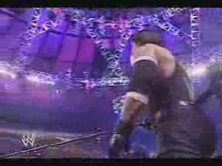 The Undertaker vs Kane à WrestleMania XX