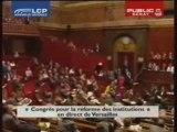 Discours François Sauvadet Congres de Versailles 210708