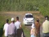 rallye de saintonges 2008 ramé yannick(prepa eric boreau)