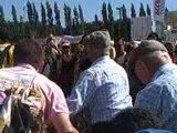 Tirage de charrues aux Vieilles Charrues de carhaix (2008)