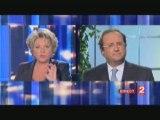21 juillet : François Hollande invité du 20h de France 2